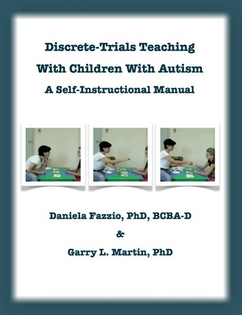 Discrete-trials teaching with children with autism