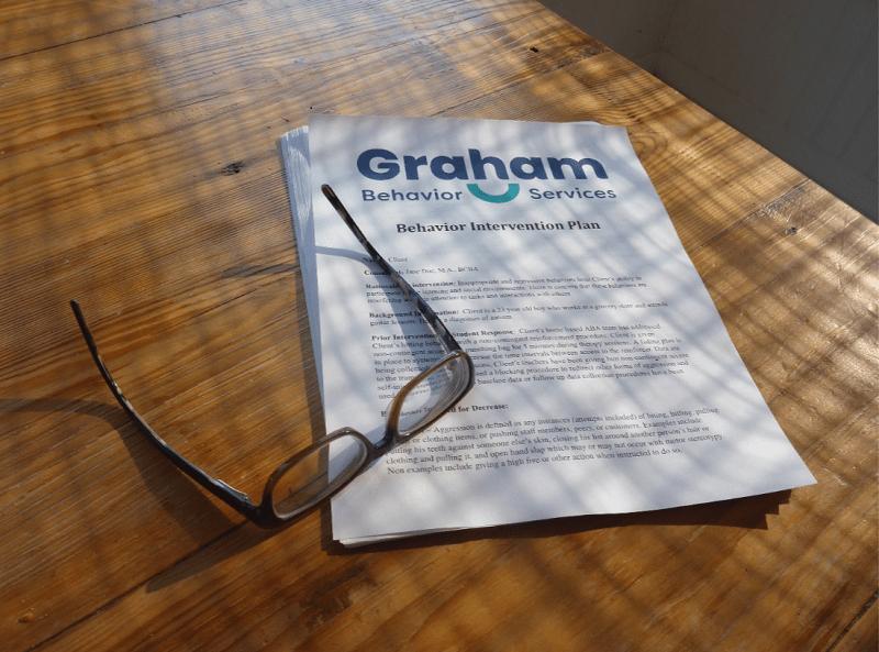 Graham Behavior Services - Behavior Intervention Plan
